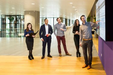 Traineeship Business IT