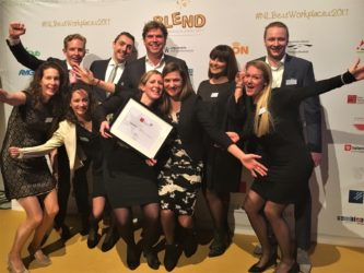 Talent&Pro is verkozen tot een 'Best Workplace'!