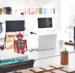 Robotisering in de pensioenwereld: nuttig en noodzakelijk!