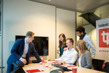 Traineeship Business Analist (Pensioenen)