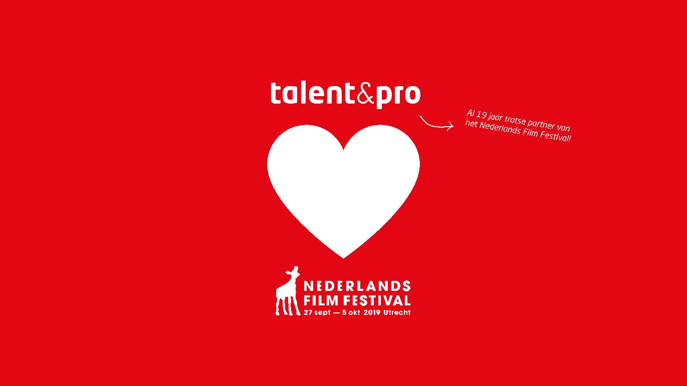 Talent&Pro sponsort al 19 jaar het NFF